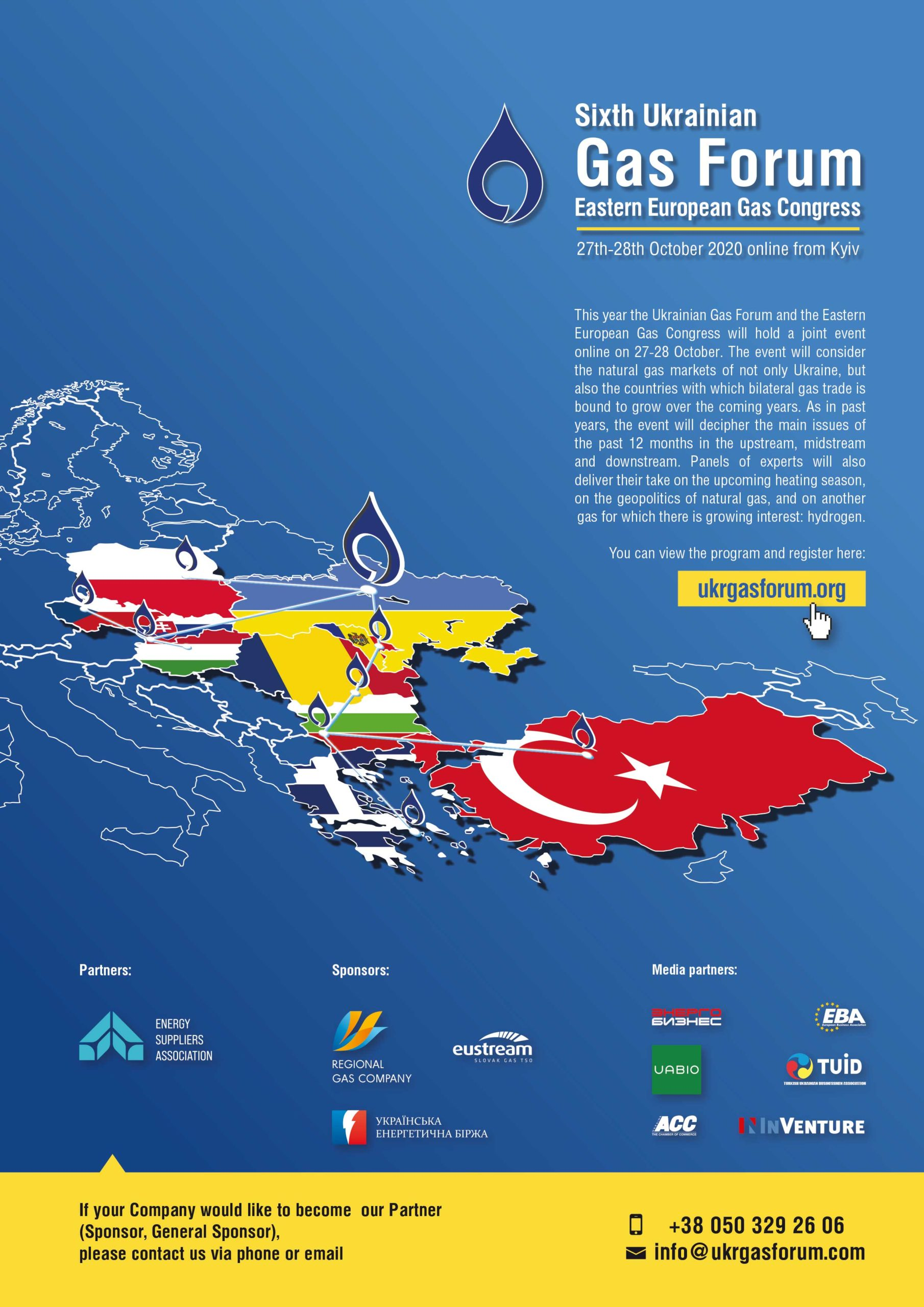 East European Gas Congress 2020